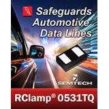 Semtech RClamp0531TQ Ultra-Low Capacitance 1-Line ESD protection